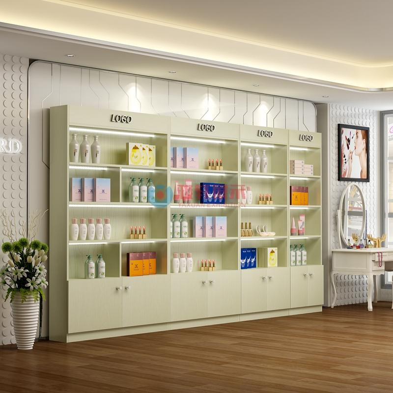 东莞化妆品店展示柜