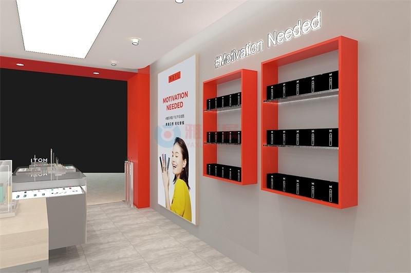 东莞电子烟专卖店设计整店输出