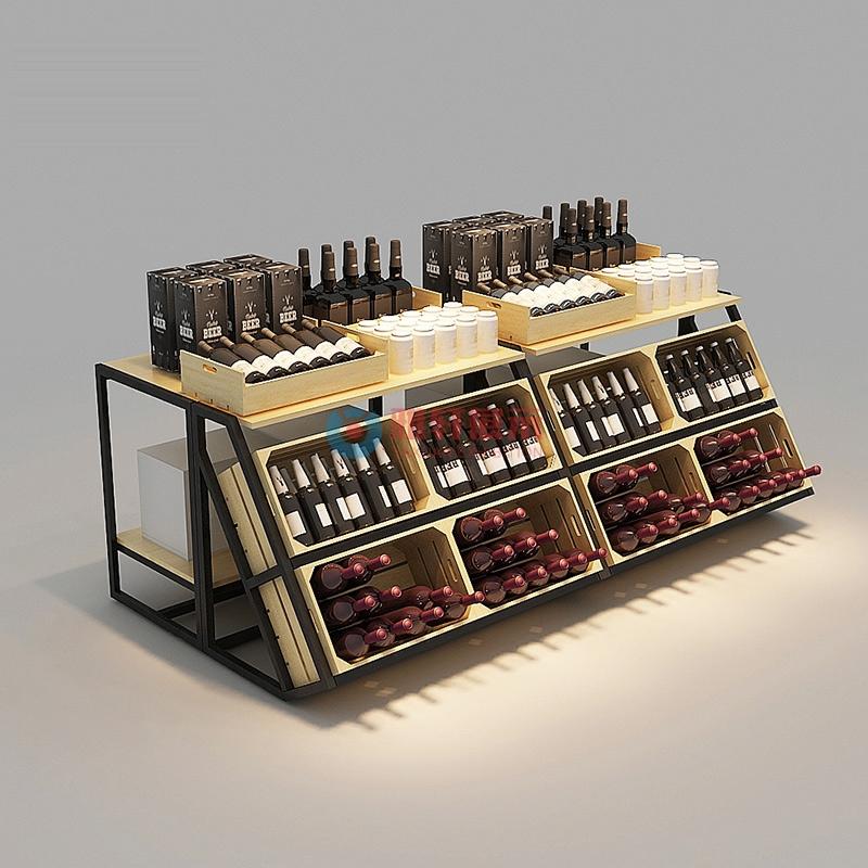 东莞红酒产品展示柜