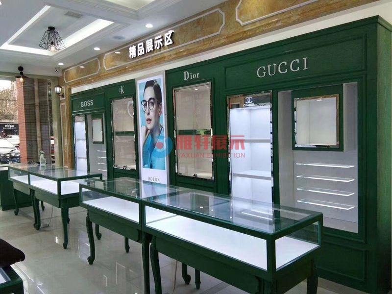 东莞商场眼镜店展示柜工厂